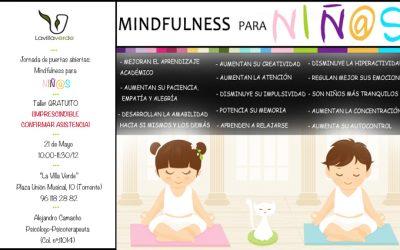 """MINDFULNESS PARA NIÑ@S"" (GRATUITO)"
