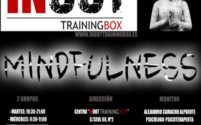 "MINDFULNESS LLEGA A ""INOUT TRAINING BOX"""