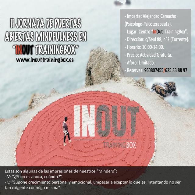 9ª JORNADA DE PUERTAS ABIERTAS: MINDFULNESS PARA TOD@S