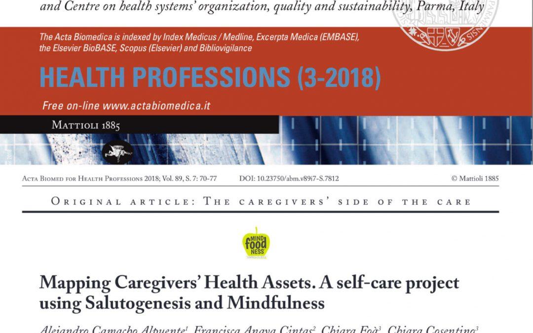 Mapeando activos de las cuidadoras. Un proyecto de autocuidado aunando salutogénesis y mindfulness.